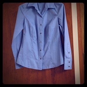 Ann Taylor Button-up Shirt